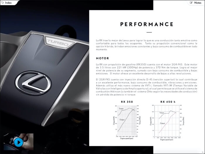 Case Study - Lexus