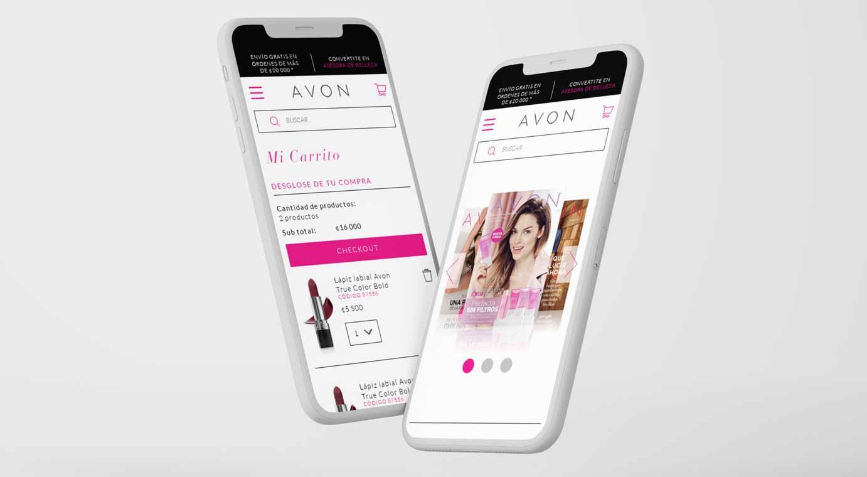 Case Study - Avon
